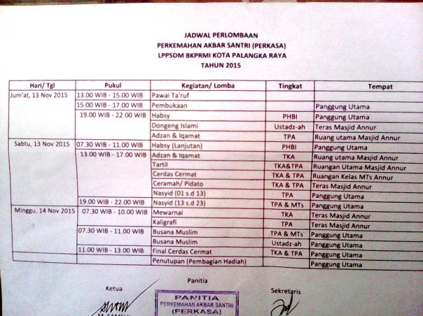 Jadwal-Lomba-PERKASA-1437